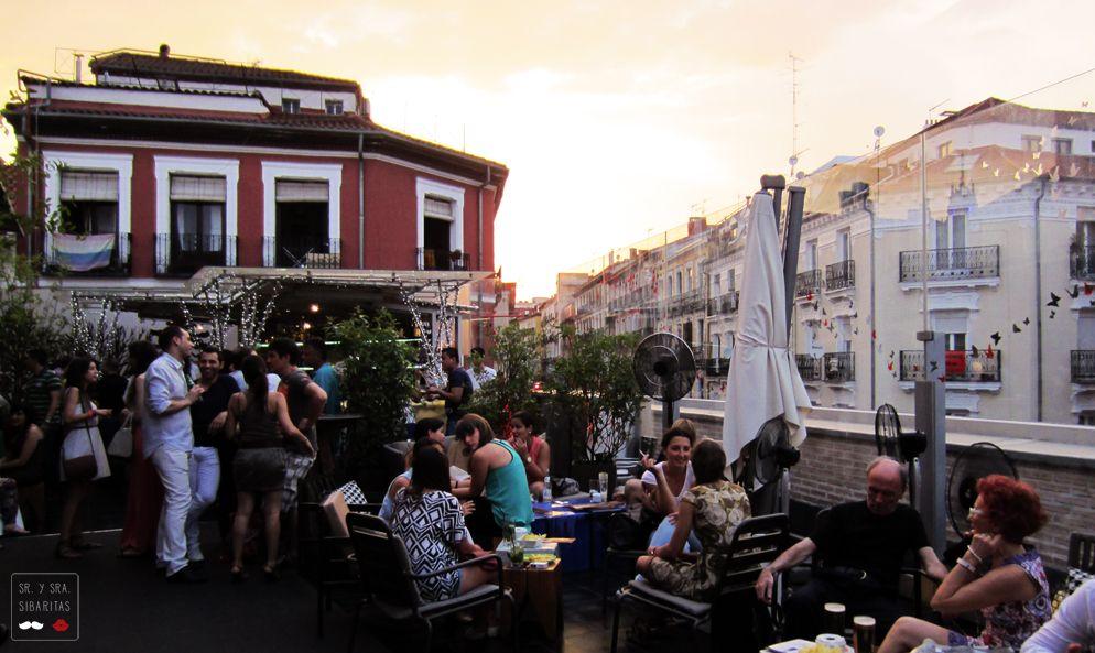 Las 10 Mejores Terrazas De Madrid Para Este Verano